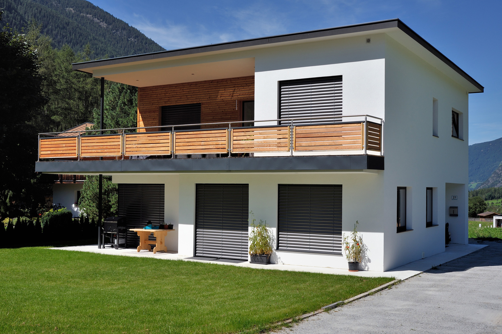 Haus Holzknecht