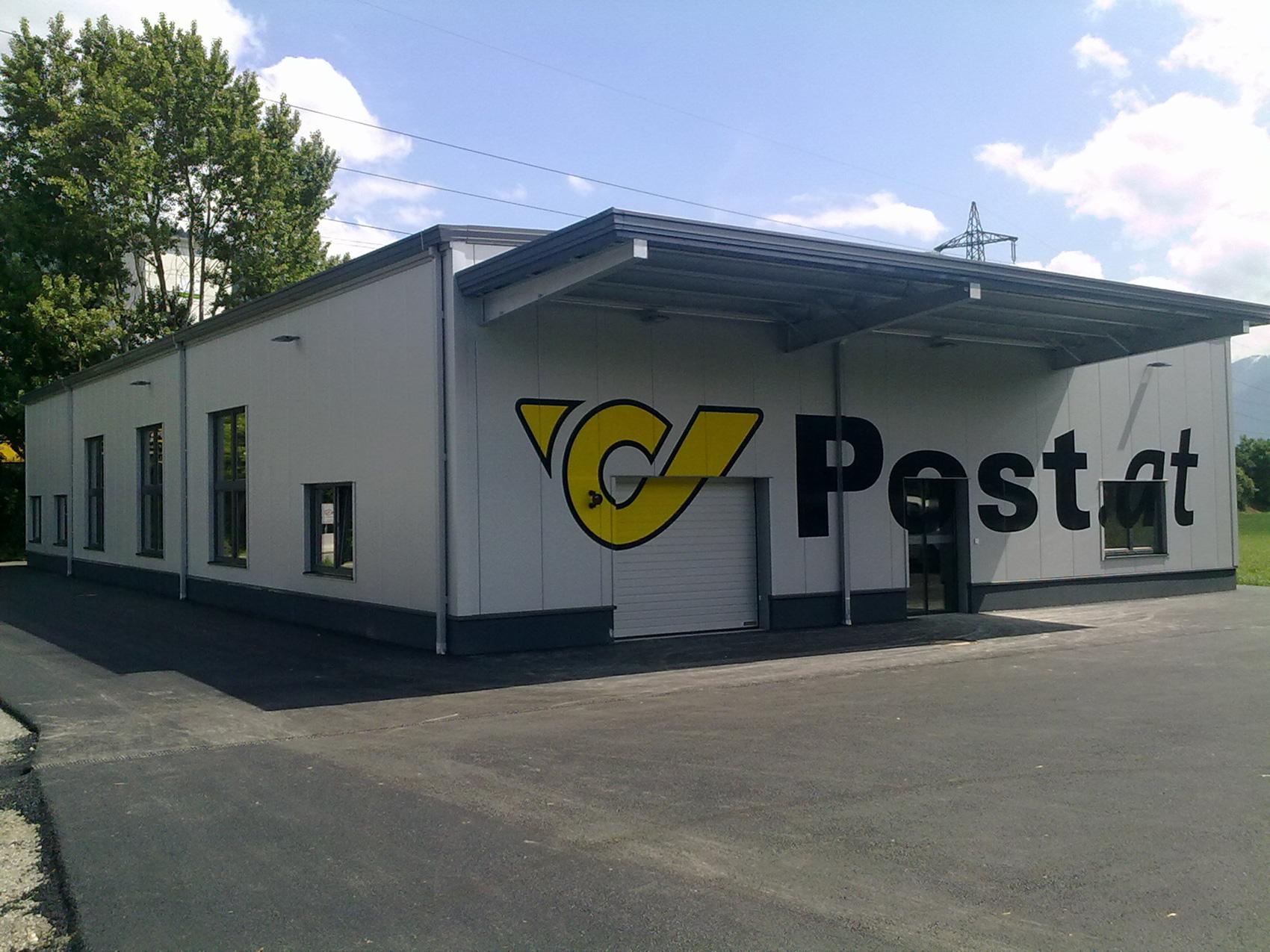 Postverteilzentrum Fritzens