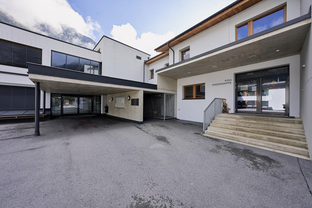 Volksschule/Hauptschule/Kindergarten Umhausen
