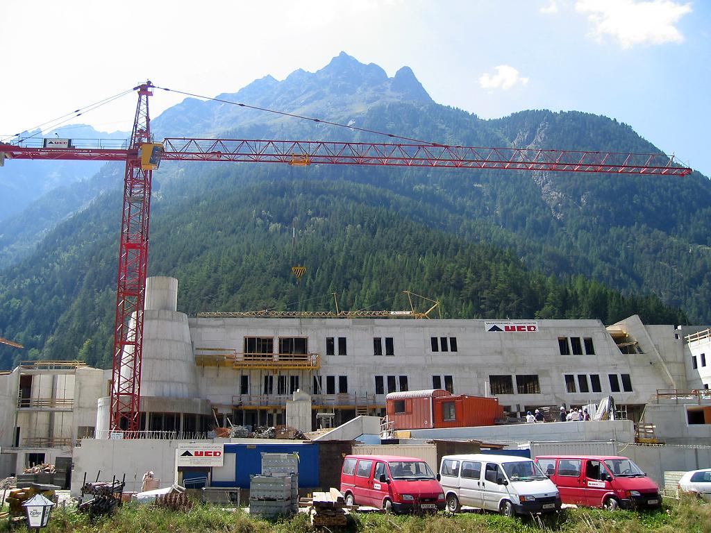 Aqua Dome – Tirol Therme