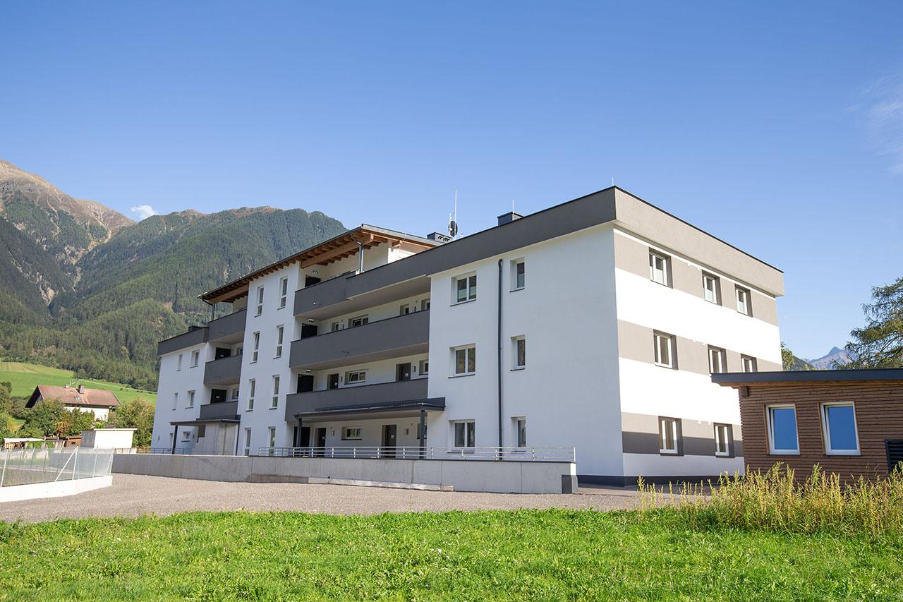 GHS-Umhausen Wohnanlage