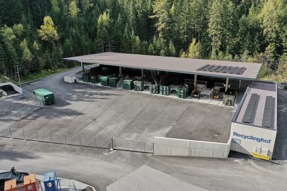Recyclinghof Tumpen Umhausen